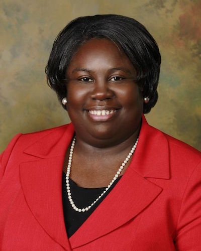 Judge Sheila Calloway, 2016 Community Award Recipient